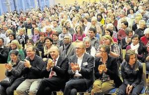Teeniechor Schirmitz - Lions Club Neustadt