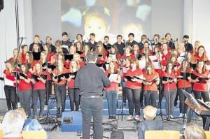 Teeniechor Schirmitz - Schöne Stimmen für Schulen